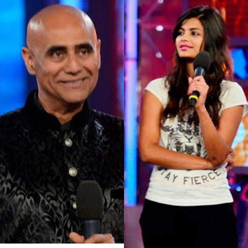 Bigg Boss 8 Finale: Sonali's Eviction Was Pretty Bright, Whereas Puneet Got The Red Light!