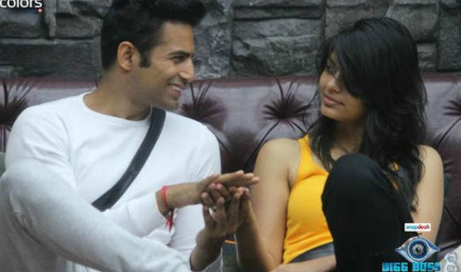 Upen, The Real 'PAIN' On Bigg Boss 8