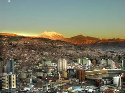 Seven New Urban Wonders Of The World - La Paz, Bolivia