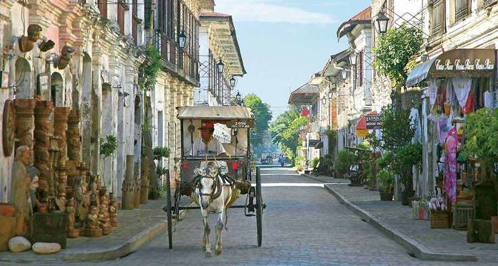 Seven New Urban Wonders Of The World - Vigan, Philippines