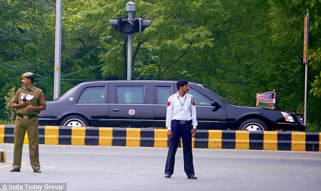 15,000 CCTVs For Obama, None For Indians?