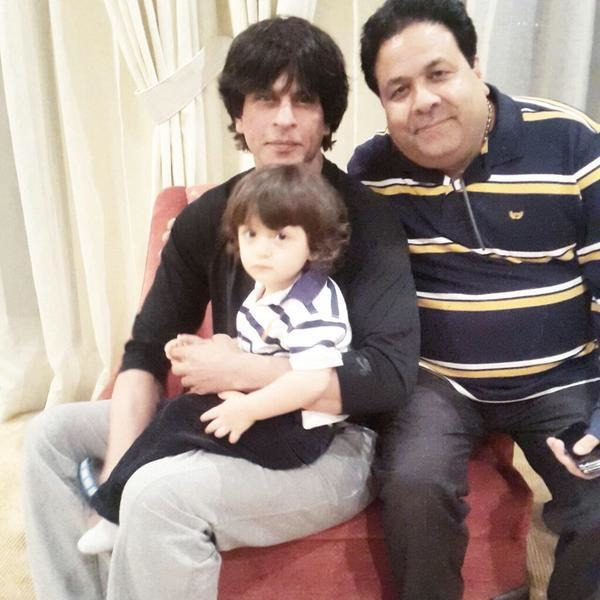 Aww: ABram Khan's New Photo