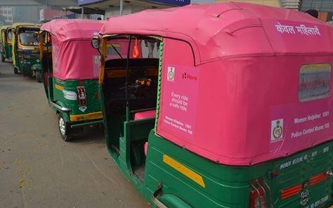 Will Gurgaon Pink Autos Guarantee Safety?
