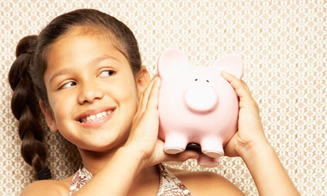 Right Age To Give Kids Pocket Money?