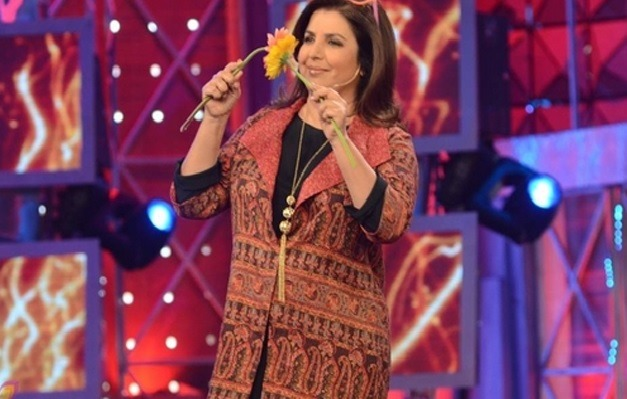 Truly Madly Deeply In Love With Bigg Boss... Farah Khan!