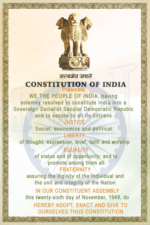 Should 'Secular' And 'Socialist' Word Remove From Constitution Of India?