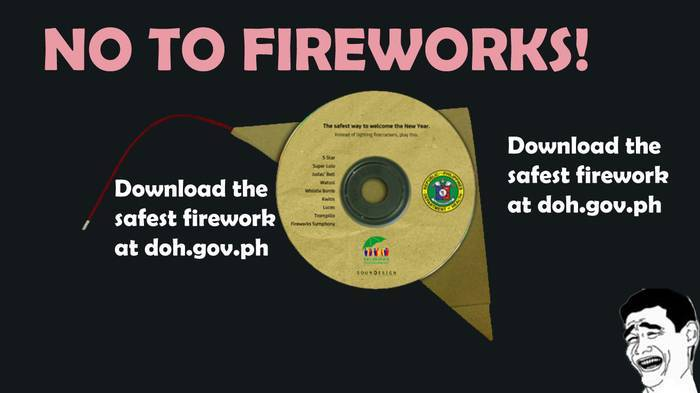 A Campaign Against Fireworks