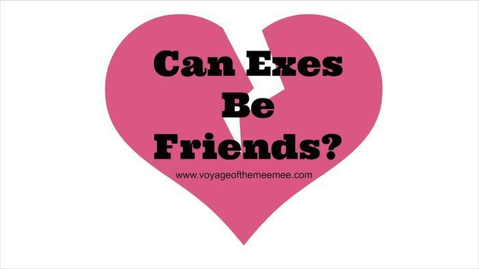 Can Ex-lovers Be Friends?