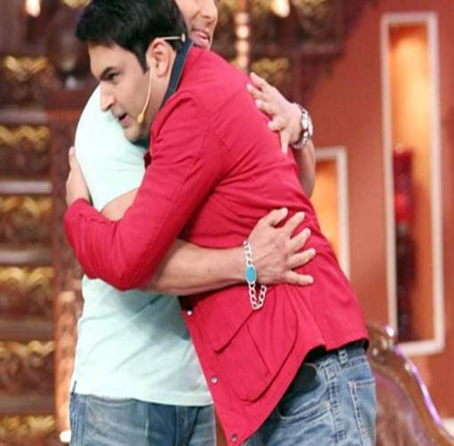 Kapil Sharma Shoots The Last Episode Of Comedy Nights With Kapil