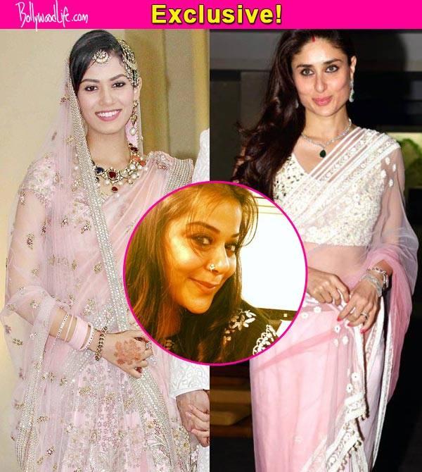 Kareena Kapoor's Make Up Artist Did Shahid Kapoor's Wife Mira Rajput's Bridal Look