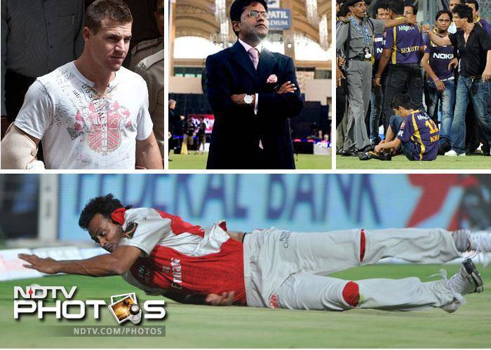 Top 10 IPL Controversies