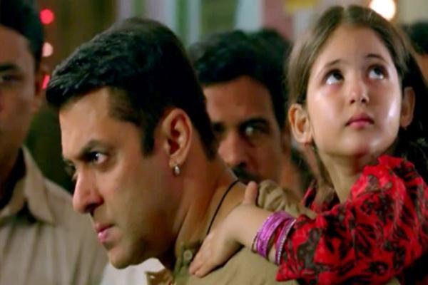 Wondering Where You Have Seen The Little Girl From Bajrangi Bhaijaan!!