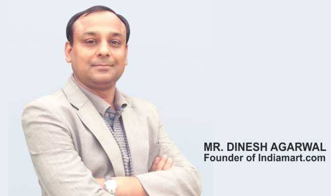 Indians Ruling Online Business - Dinesh Agarwal, IndiaMart