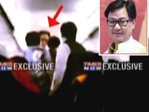 STOP India's VVIP Culture! After Fadnavis, Rijiju Delays Air India Flight