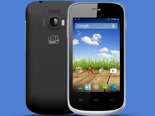 Cheap Smartphones - Micromax Bolt A064
