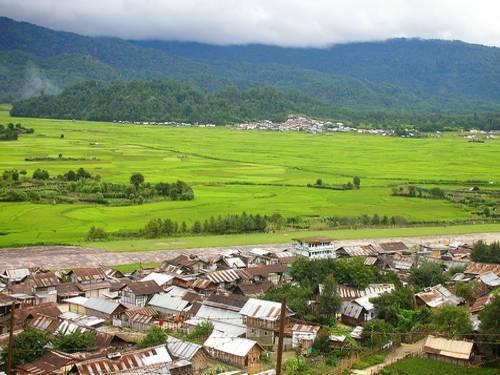 Ziro - Beauty Of Arunanchal Pradesh
