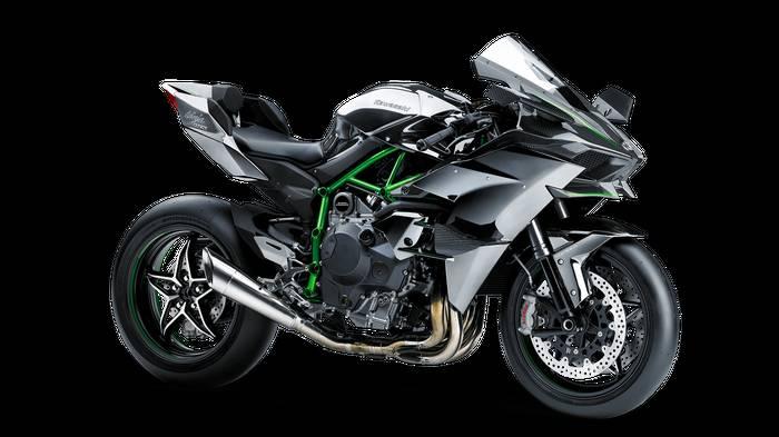 Latest 1000cc Superbikes Launched In India -  Kawasaki Ninja H2