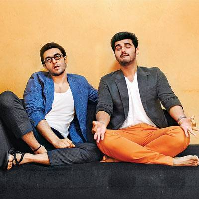 10 Times Ranveer Singh And Arjun Kapoor Gave Us Relationship Goals
