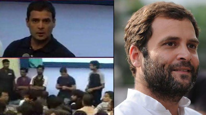 Is Rahul Gandhi Trying To Make A Comeback With FTIIMahabharat