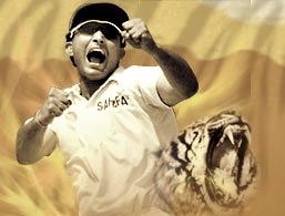 Sourav Ganguly - The Badass Guy Of Indian Cricket