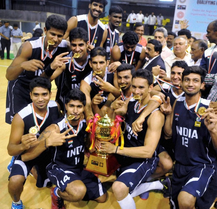 WOW! India Wins South Asian Basketball Championship!