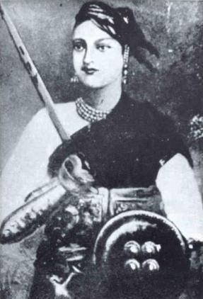 Rani Lakshmibai Of Jhansi - India's Joan Of Arc