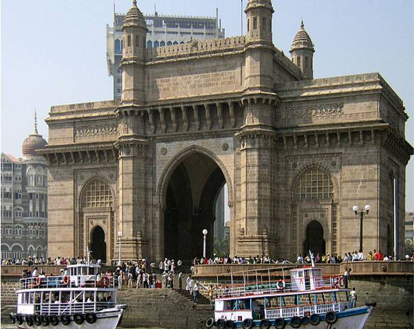 The Gateway Of India - Exit Point Of British