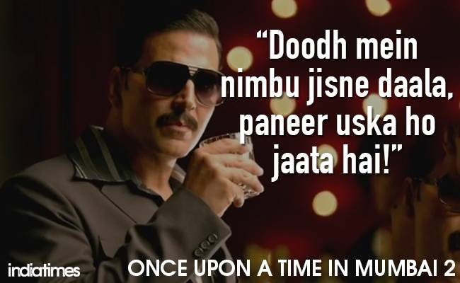 Some Bollywood Movie Quotes That Could Inspire You