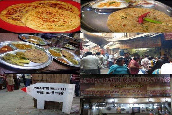 Top 10 Places To Eat In Chandni Chowk