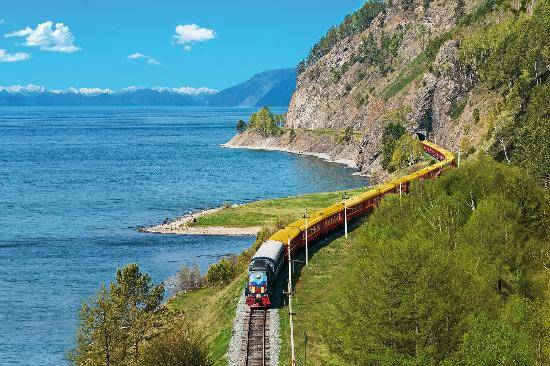Most Incredible Train Routes In The World - Trans Siberian Rail Road, Russia