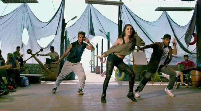 SHRADDHA KAPOOR DANCES LIKE A DREAM IN ABCD 2