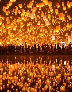 Breathtaking Places To Visit - The Lantern Festival, Taiwan