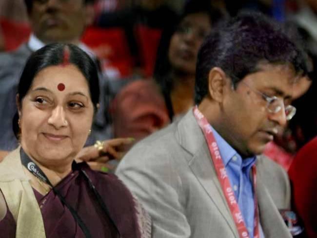 Sushma Swaraj-Lalit Modi Controversy: Reality Of Politics In India