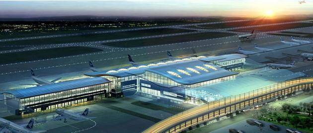 Airports That Are Architectural Epitomes - Rajiv Gandhi International Airport, Hyderabad