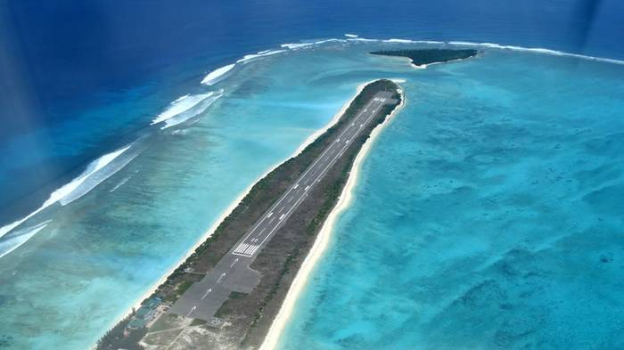 Airports That Are Architectural Epitomes - Agatti Aerodrome, Lakshadweep