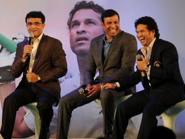 Sachin, Sourav And Laxman In New BCCI Panel