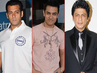 Shahrukh, Salman And Aamir All Set To Star Together In A Film!