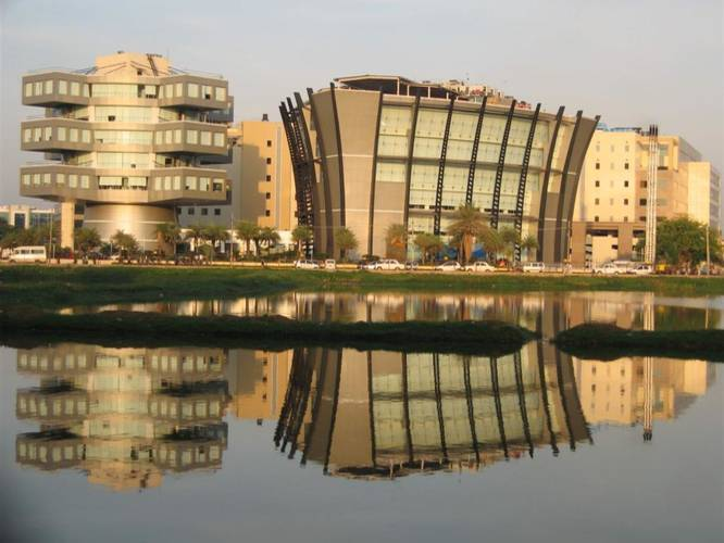 Corporate Offices In India That Are Architectural Marvels - I-Flex Solutions, Bangalore