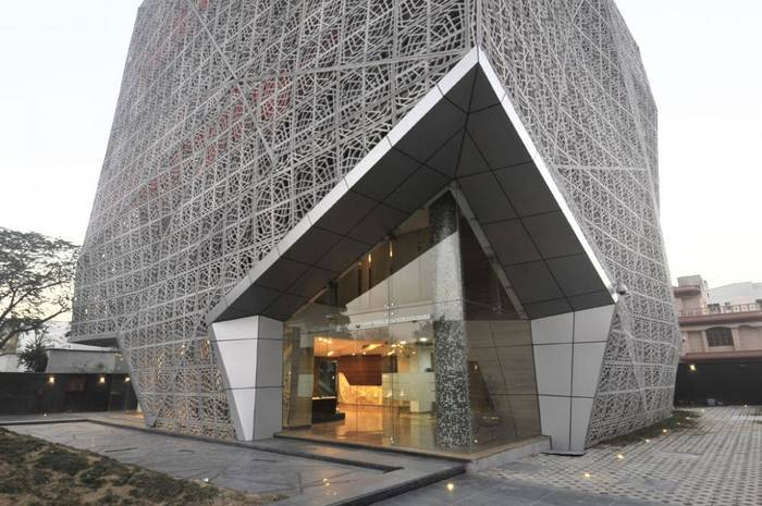 Corporate Offices In India That Are Architectural Marvels - Shree Cement, Jaipur