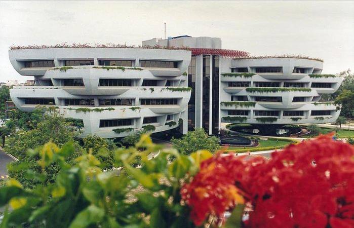 Corporates Offices In India That Are Architectural Marvels - EDRC, Chennai