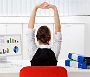 5 Ways To Lose Weight At Work