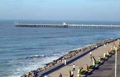 Most Popular City Beaches In India - Promenade Beach, Pondicherry