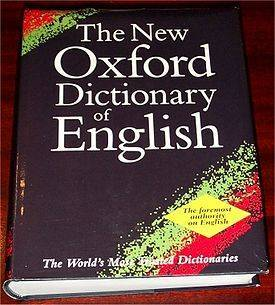 ARRE YAARFINDS PLACE IN OXFORD DICTIONARY