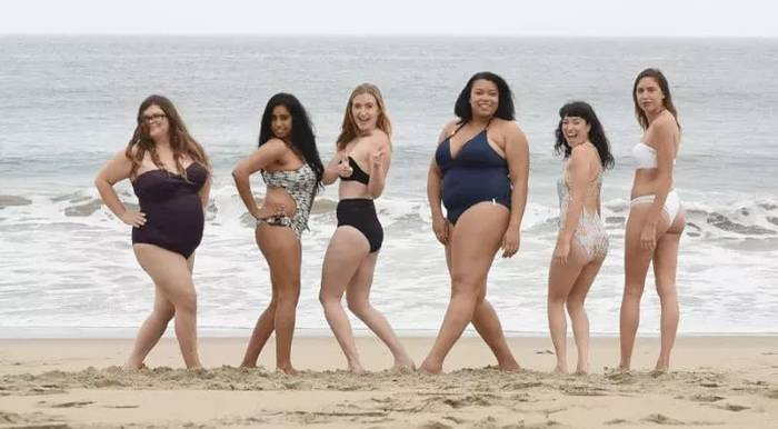 These Everyday Women Try On Victoria's Secret Swimsuits