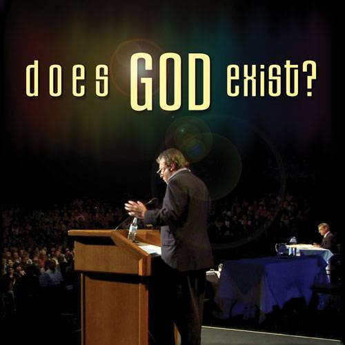 Debate & Discuss: Does God Exist?