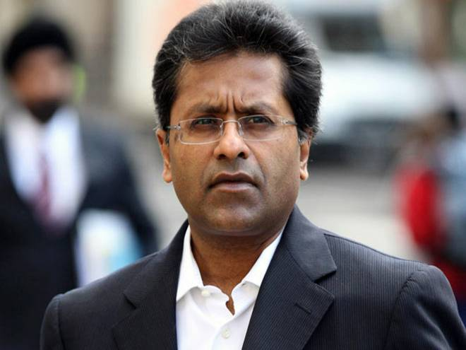 Lalit Modi Founder Of IPL