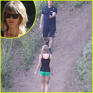 Taylor Swift Explains That Whole Backward Hiking Thing