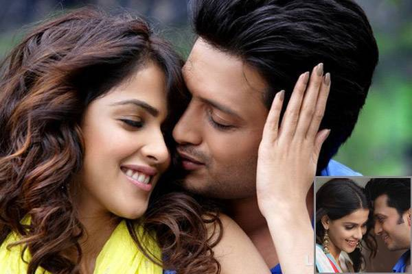 RITEISH AND GENELIA PERFECT COUPLE