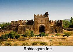 Rohtasgarh Fort, Bihar