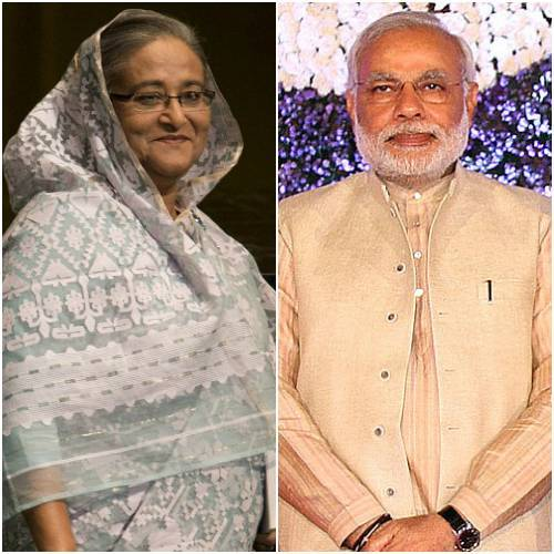 WTF: Modi's despite Being A Woman Comment About Sheikh Hasina